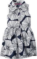 Carter's Sleevelessl Floral-Print Dress - Toddler Girls 2t-5t