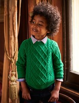 Boden Cable Crew Jumper