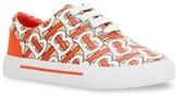 Burberry Little Kid's & Kid's K1 Mini Skate Monogram Low-Top Sneakers