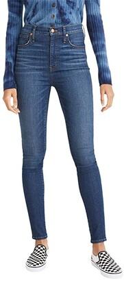 Madewell 11?? High-Rise Skinny Jeans in Larkwood Wash (Larkwood Wash) Women's Jeans