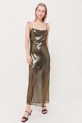 Third Form Mirror Mirror Bias Cut Slip Dress