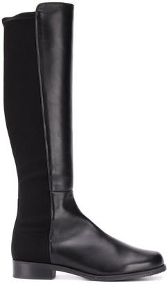 Stuart Weitzman Knee-Length Elasticated Boots