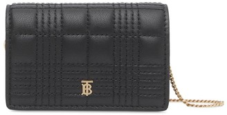Burberry Quilted Cardholder-On-Chain