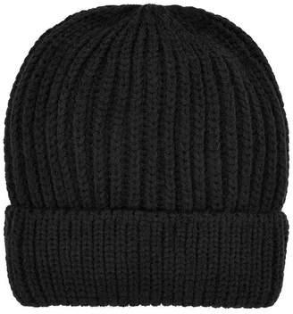Accessorize Opp Beanie Hat - Black