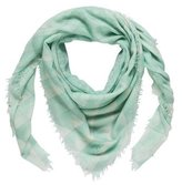 Chanel CC Cashmere & Silk-Blend Scarf