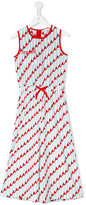 Little Marc Jacobs printed jumpsuit - kids - Polyester - 2 yrs