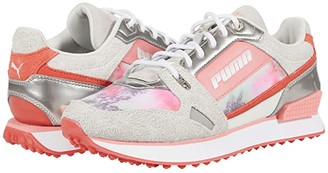 Puma Mile Rider SN (Salmon Rose/Vaporous Gray/Paprika) Women's Shoes