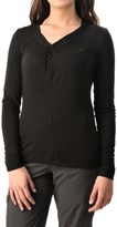 Royal Robbins Noe Vee Shirt - Long Sleeve (For Women)