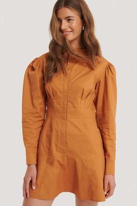 Ginemargerethexnakd Mandarin Dress