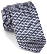 BOSS Men's Check Silk Tie