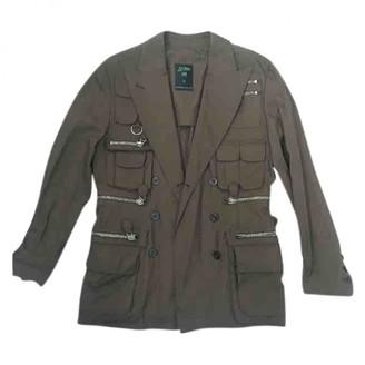 Jean Paul Gaultier Brown Viscose Jackets