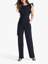 Phase Eight Victoriana Jumpsuit, Navy