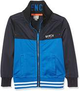Bench Boy's Zip Thro Funnel Tracktop Track Jacket