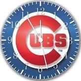 "Ikea New Chicago Cubs Wall Clock 10""Nice Gift Wall Decor X04"
