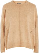 Topshop Super Soft Crew Neck Jumper