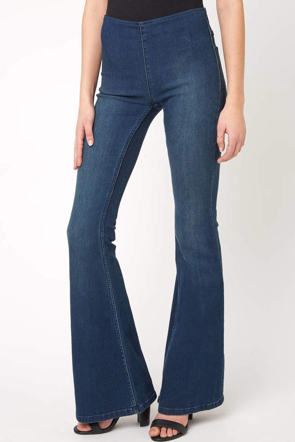 455dc84ae69 Free People Women s Flare Jeans - ShopStyle