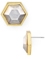 Stephanie Kantis Hexagonal Stud Earrings
