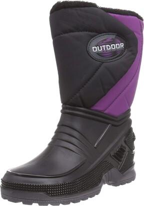 Beck Outdoor Unisex Kids' Snow Boots
