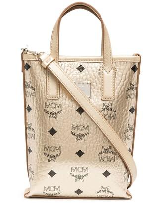 MCM Essential Visetos tote bag