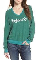 Wildfox Couture Women's Indoorsy Sweatshirt