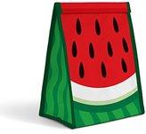 Mustard Sandwich Lunch Food Bag - Watermelon Froot Sandwich Bag, Red