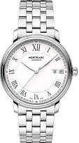 Montblanc Boheme Tradition Date 112610 Stainless Steel Watch