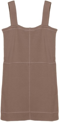 Lemaire Panelled Tank Top