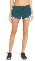 Zella 'Twice As Nice' Layered Shorts