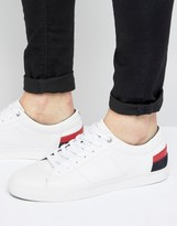 Tommy Hilfiger Jay Leather Trainers
