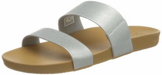 Reef Women's Cushion Bounce Vista Slide Sandal