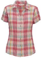 Woolrich Women's Carrabelle Short Sleeve Shirt