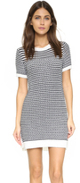 Clu Sweater Dress with Pleating