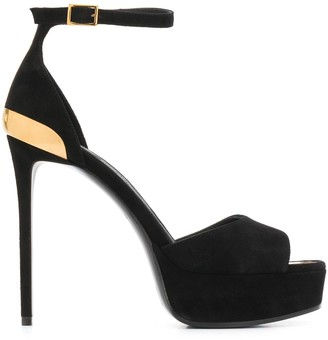 Balmain Pippa 140mm sandals
