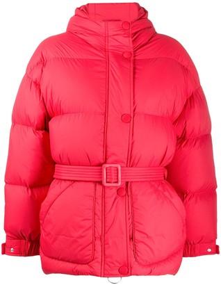 Ienki Ienki Oversized Belted Padded Jacket