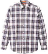 Joe Fresh Men's Pattern Dress Shirt, Dark Lilac (Size XS)