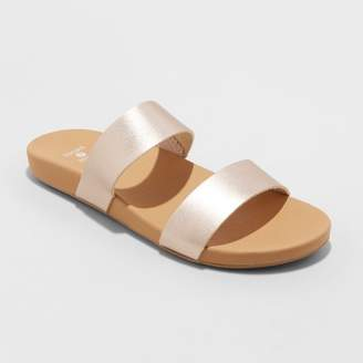 Shade & Shore Women's Dedra Slide Sandals - Shade & Shore