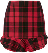 Exclusive for Intermix Rosa Plaid Skirt