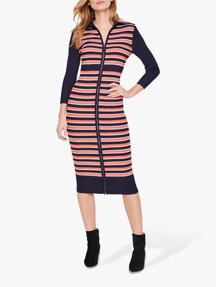 Damsel in a Dress Mita Stripe Dress, Multi