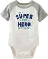Osh Kosh Oshkosh Super Hero Bodysuit - Baby Boys newborn-24m