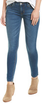 Hudson Jeans Krista Blue Ashes Ankle Super Skinny Leg