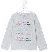 Knot - arrow print top - kids - Cotton - 3 yrs