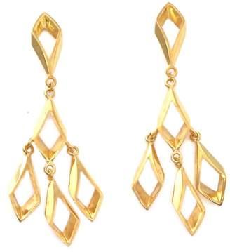 Martine Jans Jewellery Long Chandelier Earrings