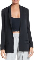 ATM Anthony Thomas Melillo Women's Boyfriend Blazer