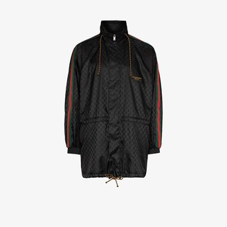 Gucci Web stripe jacket