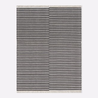 west elm Staggered Stripe Rug