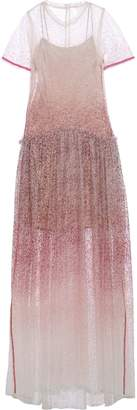 Rosie Assoulin Embellished Degrade Tulle Gown