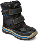 Geox Toddler Boys) J Overlap Boots