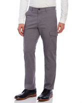 Perry Ellis Slim Fit Solid Cargo Pants