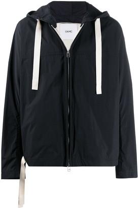 Oamc Hooded Lightweight Jacket