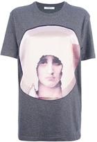Givenchy ecclesiastical printed t-shirt